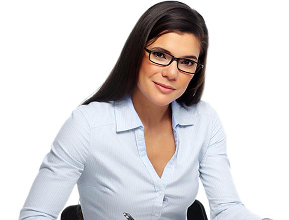 job-contact-woman
